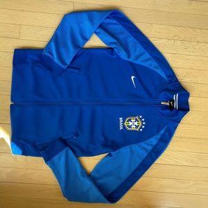 Nike CBF BRASIL soccer sweatshirt